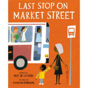 Cover of Last Stop on Market Steet