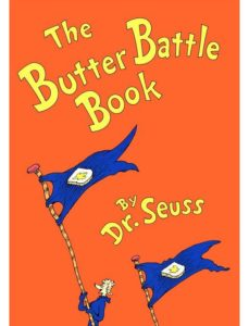 Cover of the Butter Battle Book