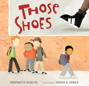 Cover of the book Those Shoes