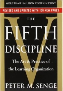 Cover of the book The Fifth Discipline