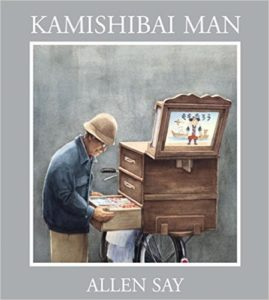 Cover the book Kamishibai Man