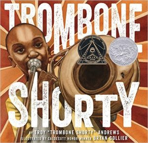 Cover of the book Trombone Shorty