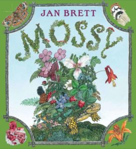 Cover of the book Mossy by Jan Brett
