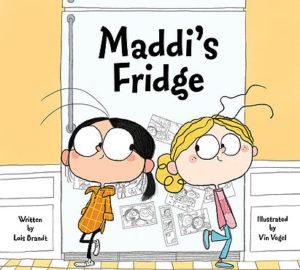 Cover of the book Maddi's Fridge