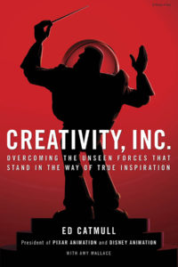 Cover of Creativity, Inc.