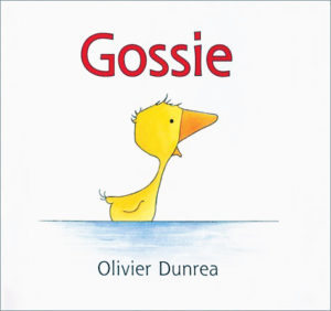 Cover of the book Gossie