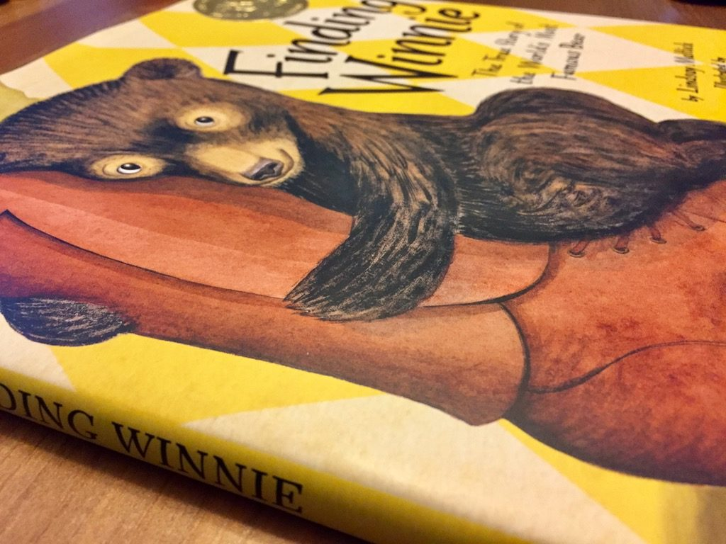 Cover of the book Finding Winnie