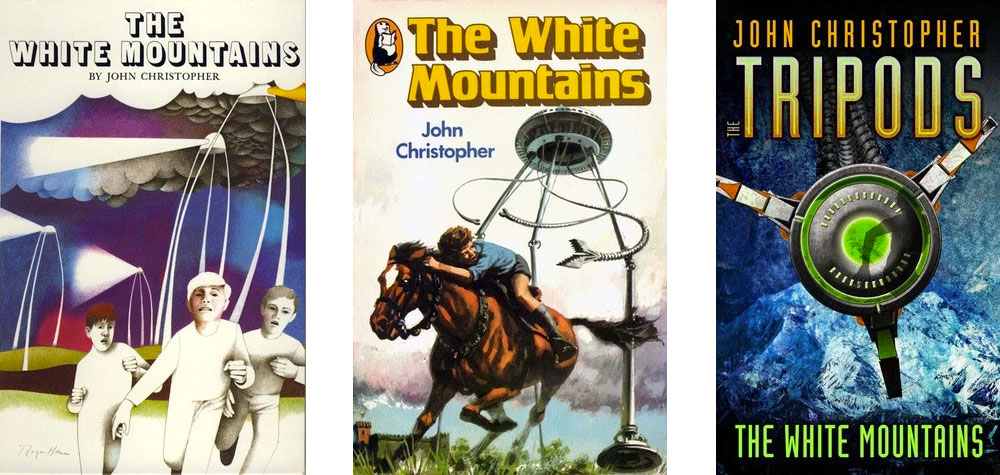 Covers of the White Mountains