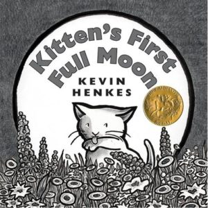 Cover of Kitten's First Full Moon