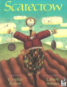 Cover of the book Scarecrow by Cynthia Rylant
